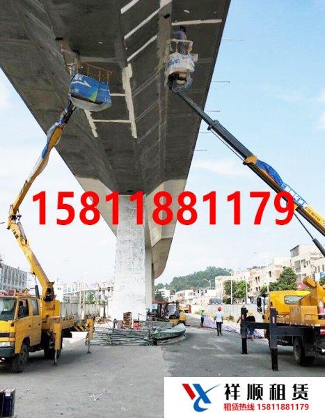 海珠广告牌高空作业、高桥刷漆维修、祥顺高空升降车出租一条龙服