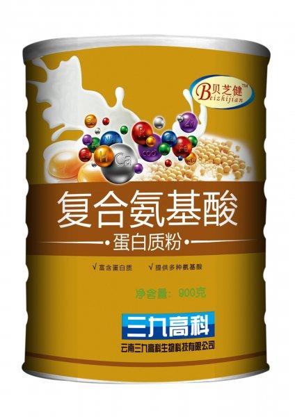 三九复合氨基酸蛋白质粉(一桶)
